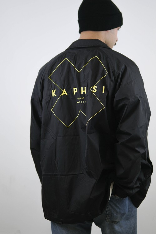 Chaqueta Coach | Kaphisi