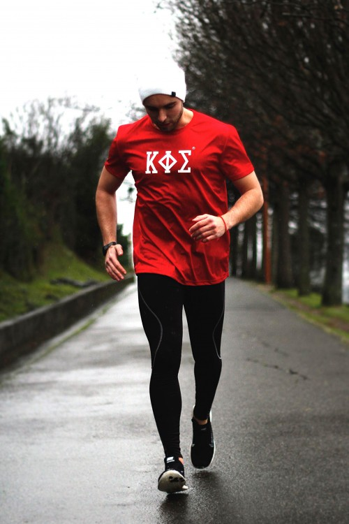 Camiseta Roja - KOE Athletic