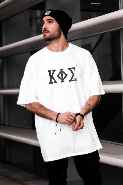 Camiseta Blanca Extragrande - KAPHISI